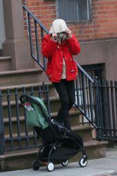 Diane Kruger Street Style - NY 01/27/2021