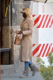 Diletta Leotta - Out in Milan 01/13/2021