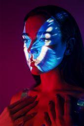 Dua Lipa - Photoshoot for Rolling Stone February 2021