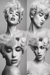 Dua Lipa - Vogue UK February 2021 Issue