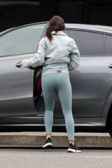 Eiza Gonzalez Booty in Tights - Los Angeles 01/27/2021