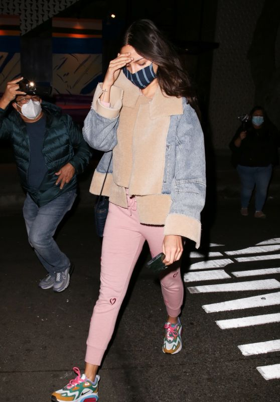 Eiza Gonzalez - Leaving a Detox Session in West Hollywood 01/11/2021