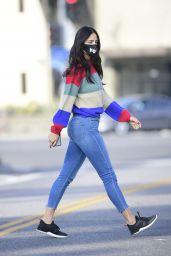 Eiza Gonzalez Street Style - West Hollywood 01/05/2021