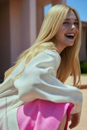 Elle Fanning - Natural Style Magazine August 2020 Issue (more photos)