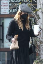 Ellen Pompeo - Out in LA 01/22/2021