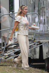 """Elsa Pataky - """"Carmen"""" Set in Sydney 01/20/2021"""