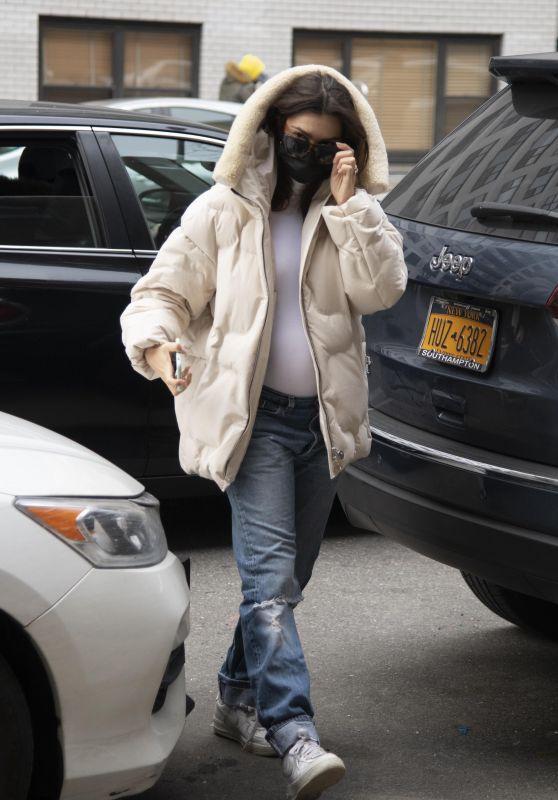 Emily Ratajkowski - Running Errands in New York 01/13/2021