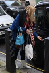 Emma Barnett in Casual Outfit - London 01/06/2021