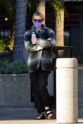 Emma Roberts - Out in Los Angeles 01/11/2021