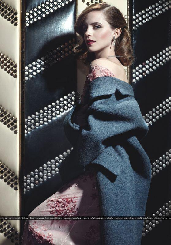 Emma Watson - W Magazine May 2013