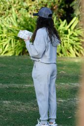 Eva Longoria in Comfy Outfit - Beverly Hills 01/10/2021