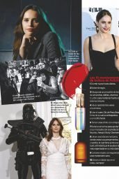 Felicity Jones - Vanidades México 01/11/2021 Issue