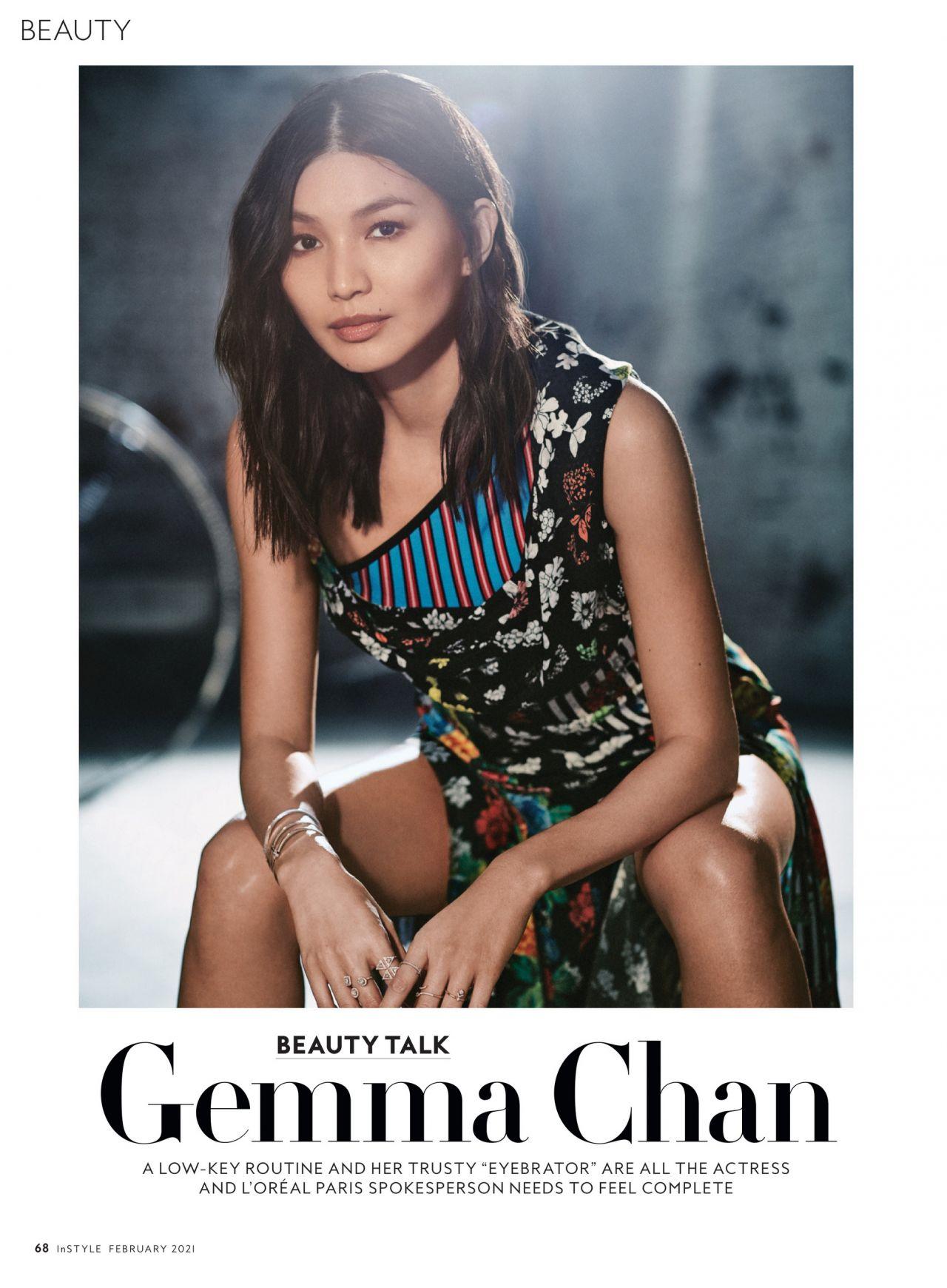 Gemma Chan Style Clothes Outfits And Fashion Celebmafia