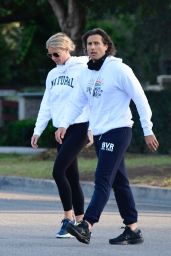 Gwyneth Paltrow - Out in Brentwood 01/01/2021