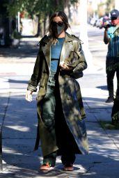 Hailey Bieber Style - LA 01/26/2021