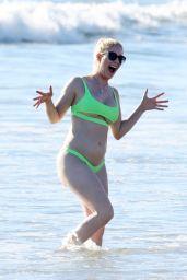 Heidi Montag on the Beach in Carpinteria 01/17/2021