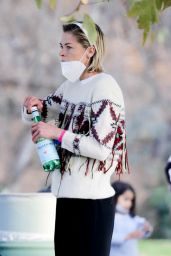 Jaime King - Out in Los Angeles 01/03/2021