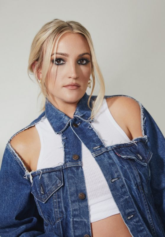 Jamie Lynn Spears - Nylon October 2020