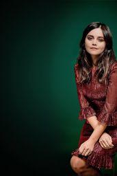 Jenna Coleman - The Times December 2020