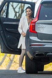 Jenna Dewan - Arrives Home in LA 01/20/2021