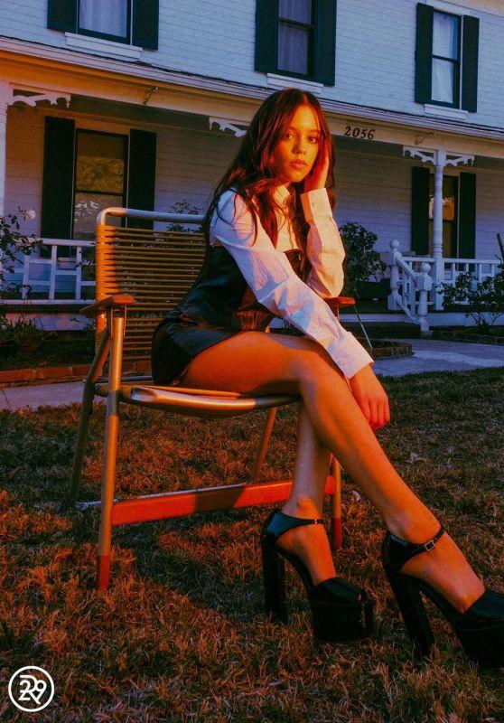Jenna Ortega Live Stream Video 01/17/2021