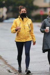 Jennifer Garner Street Style - Brentwood 01/24/2021
