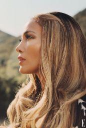 Jennifer Lopez - ELLE February 2021 (II)