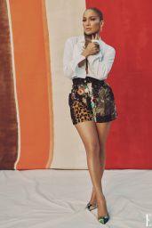 Jennifer Lopez - ELLE Magazine February 2021