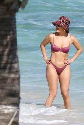 Jennifer Lopez in a Bikini in the Turks and Caicos Islands 01/06/2021