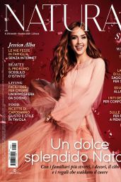 Jessica Alba - Natural Style Magazine December 2020 Issue