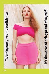 Jessica Chastain - SHAPE Magazine January 2021 Issue