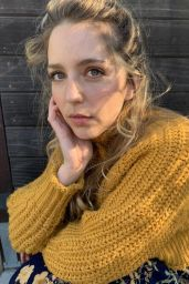 Jessica Rothe - Bare Magazine January 2021