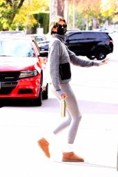 Kaia Gerber - Out in LA 01/28/2021