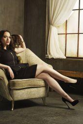 """Kat Dennings - """"2 Broke Girls"""" Season 3 Photoshoot"""