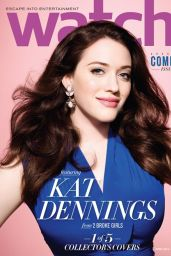 Kat Dennings - Watch Magazine April 2012