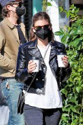 Kate Mara in Black Jeans - Los Feliz 01/26/2021