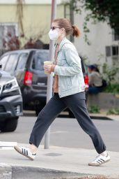 Kate Mara - Out in Los Feliz 01/22/2021