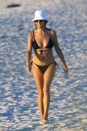 Kate Walsh in a Bikini - Beach in Perth 01/05/2021