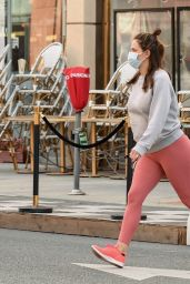 Katharine McPhee - Out in Beverly Hills 01/13/2021