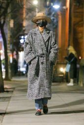 Katie Holmes - Out in New York 01/15/2021