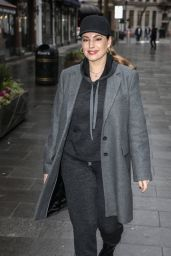 Kelly Brook - Out in London 01/27/2021