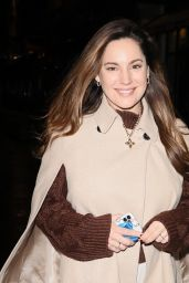 Kelly Brook - Out in London 01/28/2021