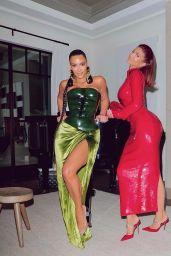 Kim Kardashian Outfit 12/25/2020