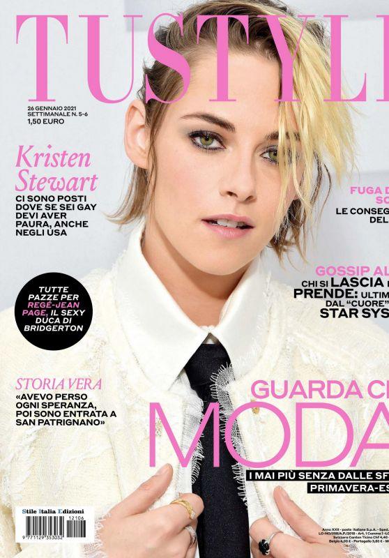 Kristen Stewart - TuStyle Magazine 01/26/2021 Issue
