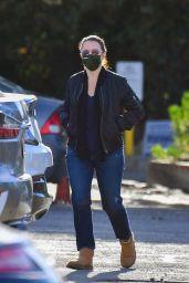 Kristin Davis - Out in Pasadena 01/13/2021
