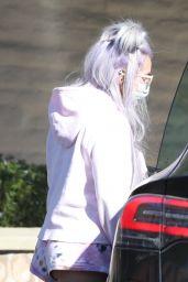 Lady Gaga - Out in Malibu 12/31/2020