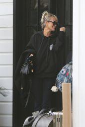 Laeticia Hallyday - Out in Los Angeles 01/13/2021