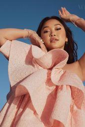 Lana Condor - Photoshoot for Vogue Singapore January 2021