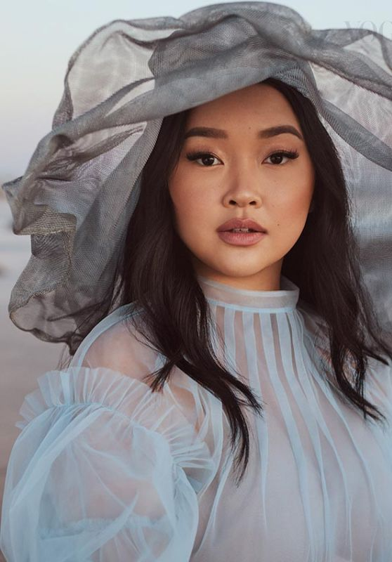 Lana Condor - Photoshoot for Vogue Singapore January 2021