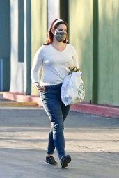 Lana Del Rey - Out in Studio City 01/10/2021